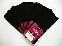 Медицинские носки для мужчин без резинки черного цвета