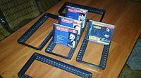 Подставка-лоток для дисков СD/DVD цельная на 20 дисков