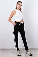 Женские спортивные штаны Dark Siide Черный с белой полоской 55ae59b126e91