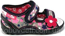 Босоножки детские для девочек  Renbut  24 (15,5 см)