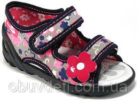 Босоножки-тапочки для девочек  Renbut   25 (16 см)
