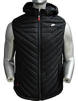 Мужская жилетка спортивная теплая Nike