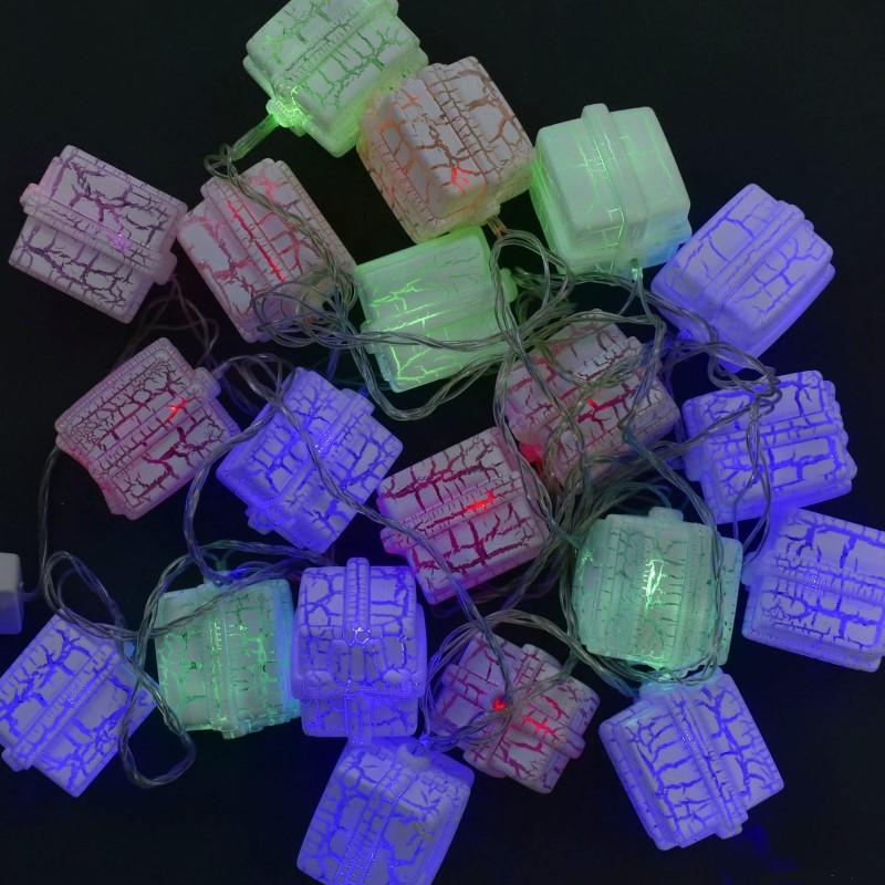Гирлянда Led 31304 Подарок светодиодная 5 м, 20 ламп