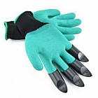 Перчатки для сада , огорода Garden Genie Gloves   Рукавички для саду, фото 3