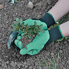 Перчатки для сада , огорода Garden Genie Gloves   Рукавички для саду, фото 4