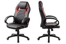 Кресло офисное компьютерное 7F RACER, фото 3