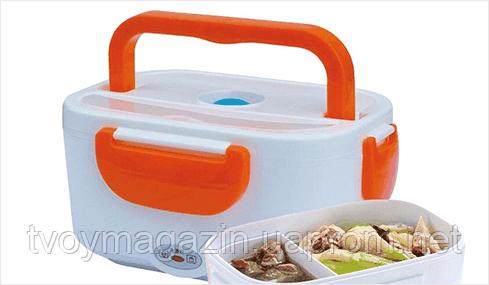 Контейнер с подогревом Lunch Box Контейнер з підігрівом