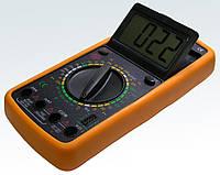 Мультиметр DT-9208A тестер вольтметр амперметр DT9208A ,вольтметр DT9208A