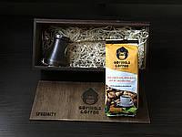 Турка 120мл (подарочный набор) Gorilla's Coffee Патина