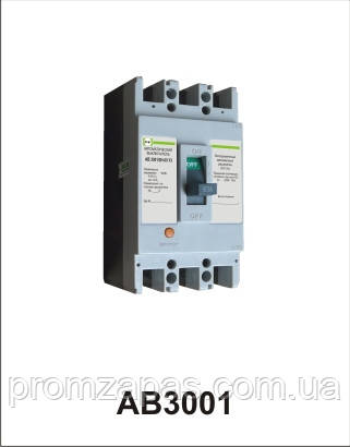 Выключатель автоматический АВ3001/3Н 16А