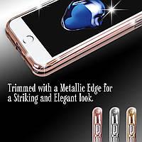 TPU чехол Mercury Ring 2 для Apple iPhone 5/5S/SE