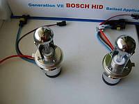 Лампы биксенон  H4 HID 8000K.