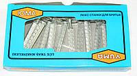 Станки для бритья  металлический упаковка (12 шт.)
