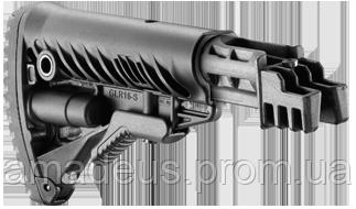 Приклад телескопический Fab Defense GLR16 + RBT-K47 FK для АК47/74