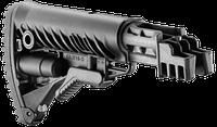 Приклад телескопический Fab Defense GLR16 + RBT-K47 FK для АК47/74, фото 1