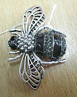 Хорошенькая брошь-кулон  пчелка   от студии LadyStyle.Biz, фото 1