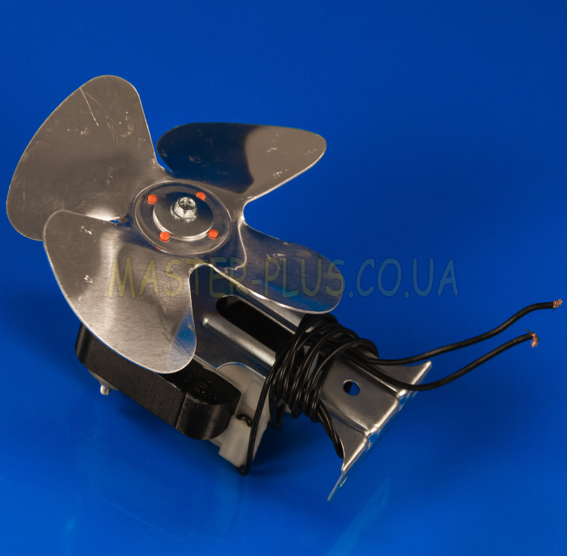Вентилятор обдува No Frost в сборе с металлической крыльчаткой