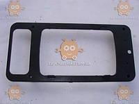 Накладка на фару МАЗ (ОПТ! ЦЕНА ЗА 10 шт!) (декоративная пластик) (пр-во ДК Украина)