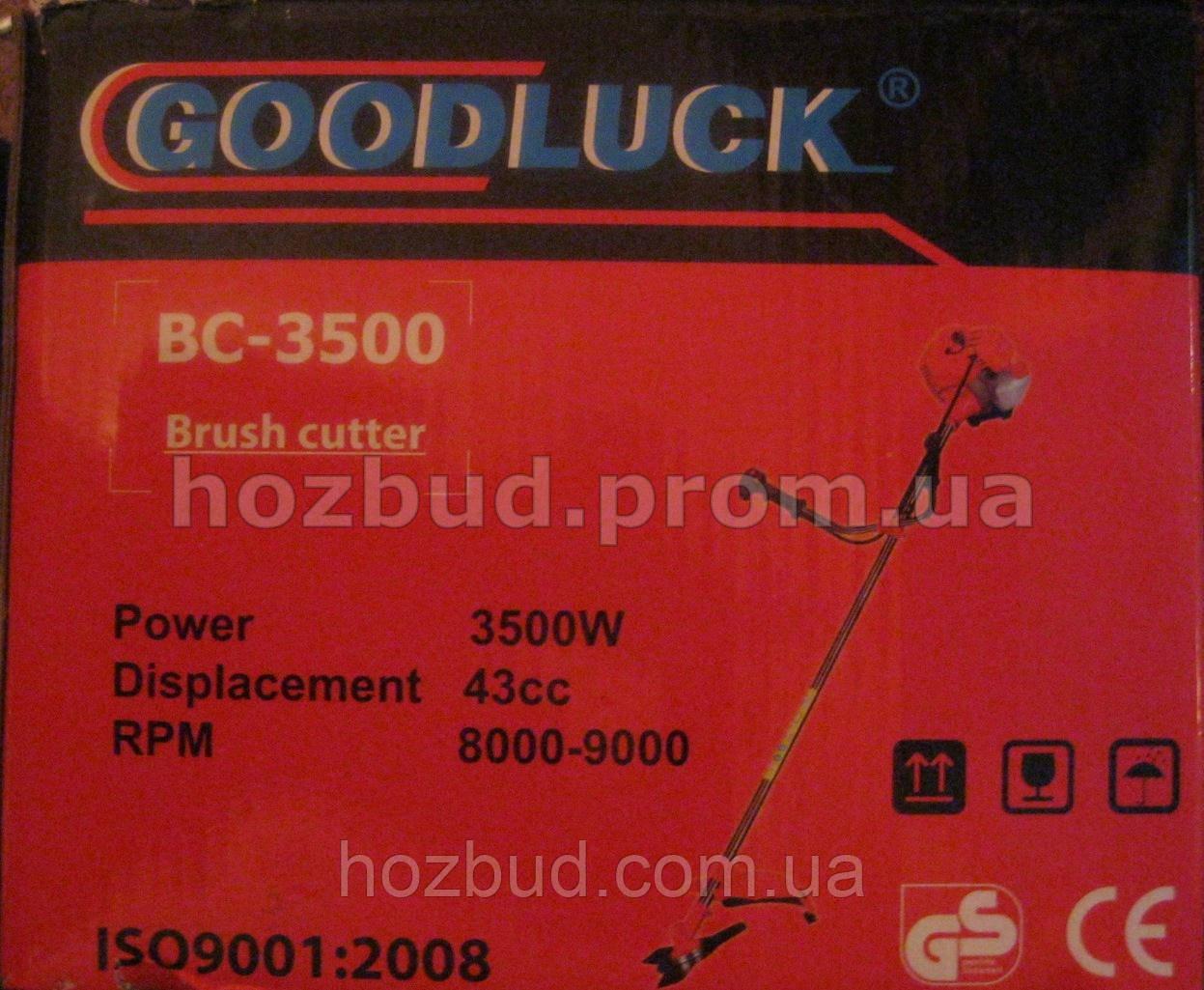 Бензокоса Goodluck ВС- 3500