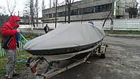 Тент на катер транспортировочный. Cordura1000D, фото 1