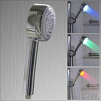 Светящаяся насадка на душ Led Shower