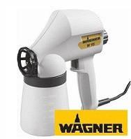 Принцип работы краскопульта WAGNER W95