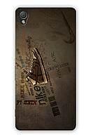 Чехол  для Sony Xperia Z3 D6603 (Nike)