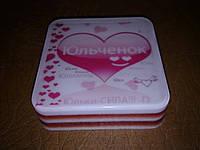 Квадратное мыло с картинкой-100 грамм