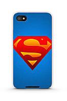 Чехол для BlackBerry Z30 (Superman)