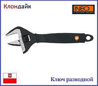 Ключ разводной NEO 03-016