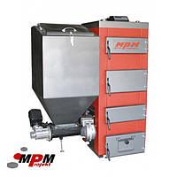 Котел MPM MULTI 100 кВт с пеллетной горелкой