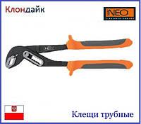Клещи трубные Neo 01-201