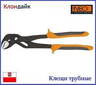 Клещи трубные Neo 01-205