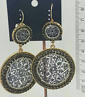 Османские серьги  и украшения в старинном стиле .95