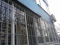 Решетки на окна кв.10-12 мм.арт рс 31, фото 1