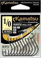 Крючки Kamatsu Kaizu №10 черный никель