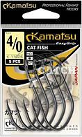 Крючки Kamatsu Cat Fish №10/0 черный никель