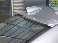 Козырёк заднего стекла для BMW E60 копия Schnitzer