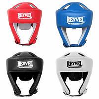 REYVEL Шлем для таэквон-до ITF / Винил / тип 2 M, Красный