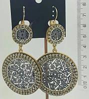 Османские серьги  и украшения в старинном стиле .96