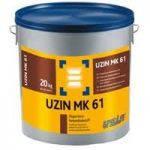 Дисперсионный паркетный клей Uzin MK 61, 20 кг
