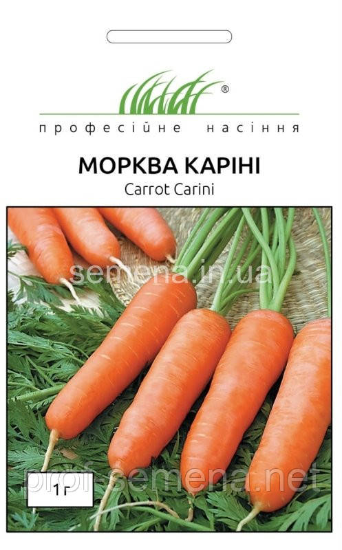 Морква Каріні 1г.