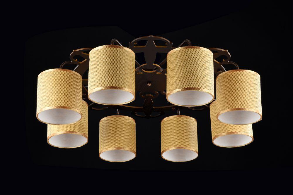 Потолочный светильник FREYA FR5100-CL-08-BR TIMONE