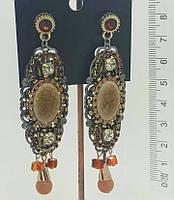 Старинные серьги и бижутерия восточного стиля .107