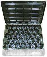 Мини-тепличка — кассета для рассады, 33 ячейки, фото 1