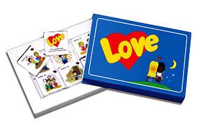 Шоколадный набор Love is 12 штук