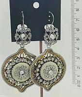 Турецкие серьги и бижутерия восточного стиля оптом .110