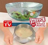 Стрейчевые пленки для сохранения свежести продуктов Stretch and Fresh Стрейч энд Фреш, фото 1