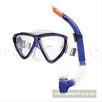 Набор для подводного плавания дайвинга Spokey Quarius 84098 (maska+fajka)