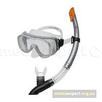 Набор для подводного плавания дайвинга Spokey 83607 Cefeusz серый